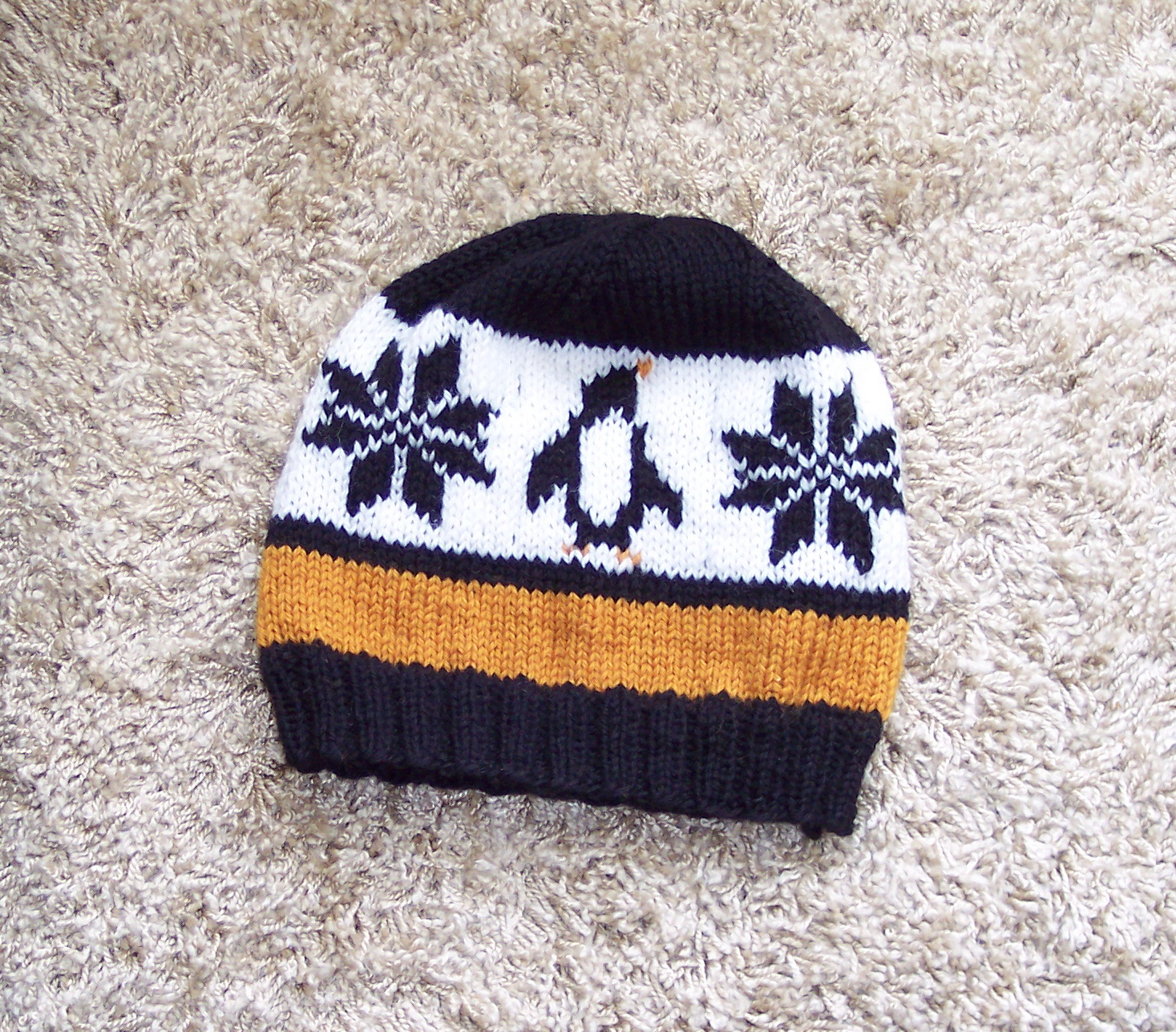 Hat Report I | All Kinds Of Knitting