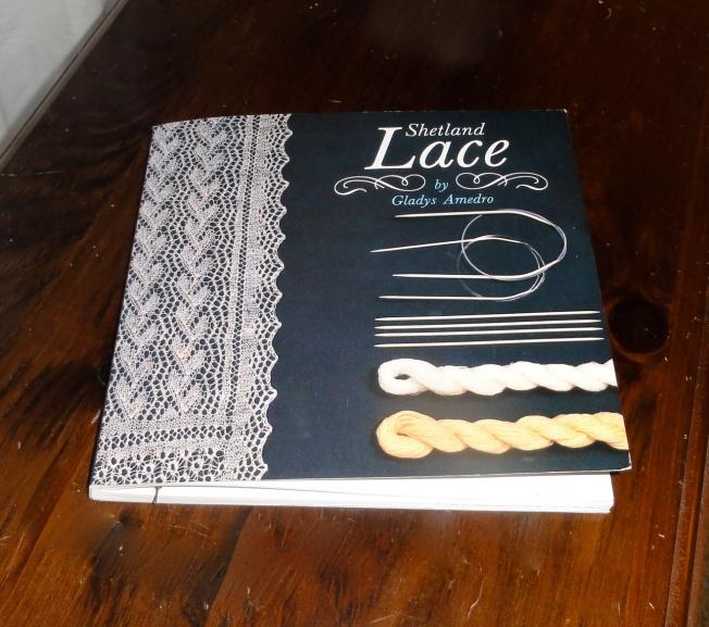 Shetland Lace by Gladys Amedro