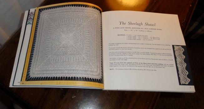 Sheelagh Shawl