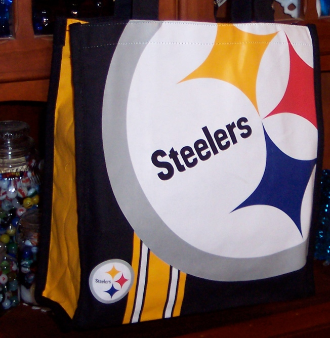 Steelers tote back