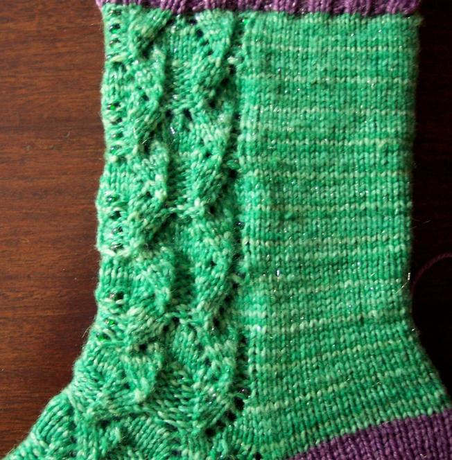 Green Elixir Socks