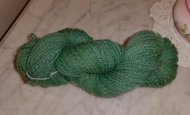 A very pretty green