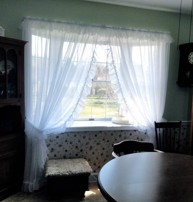 My new dining room curtains