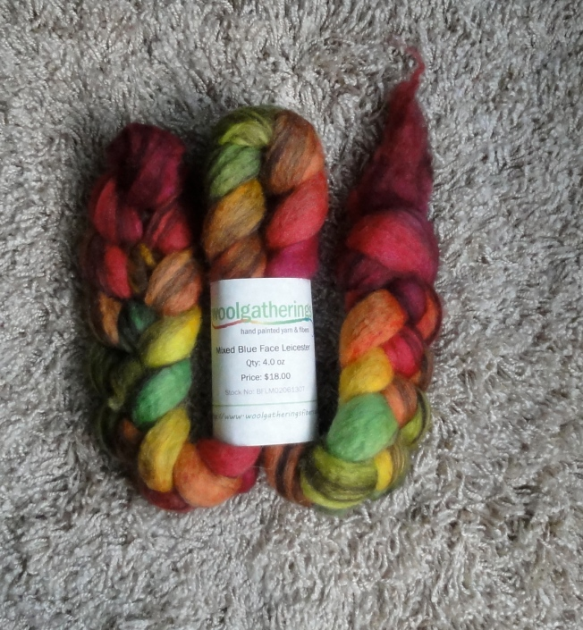 Mixed BFL from Woolgatherings