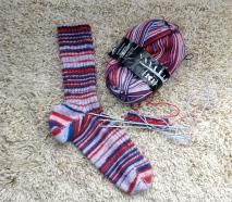 Trekking 2 x 2 Ribbed Socks