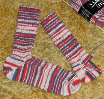 Trekking 2 x 2 Ribbed Socks