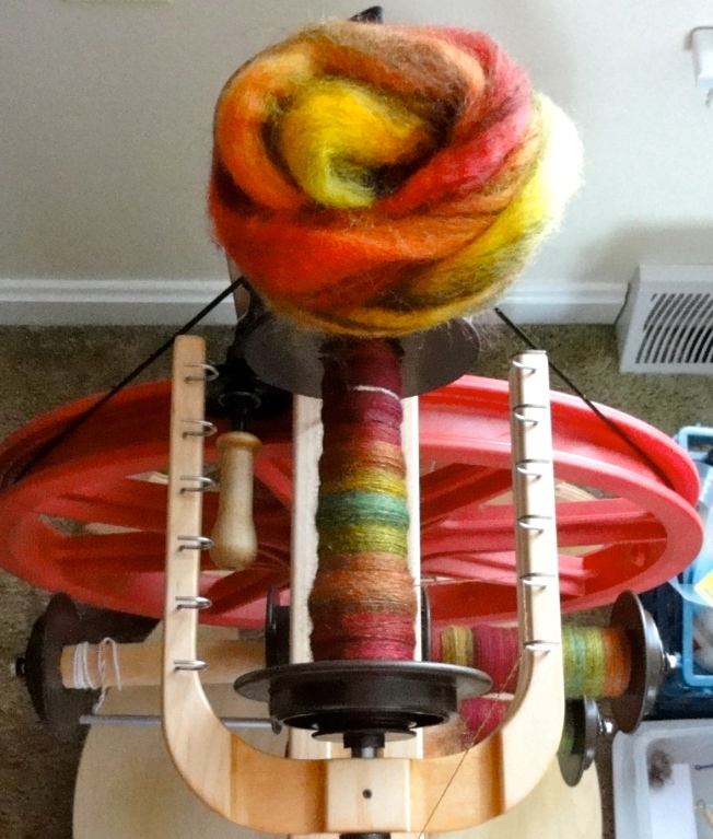 Mixed BFL on the wheel