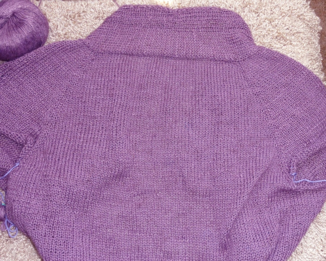 A view of the back of my Abria. The color is a little closer to reality, but not quite there.