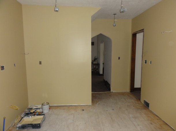 And so is the kitchen area.